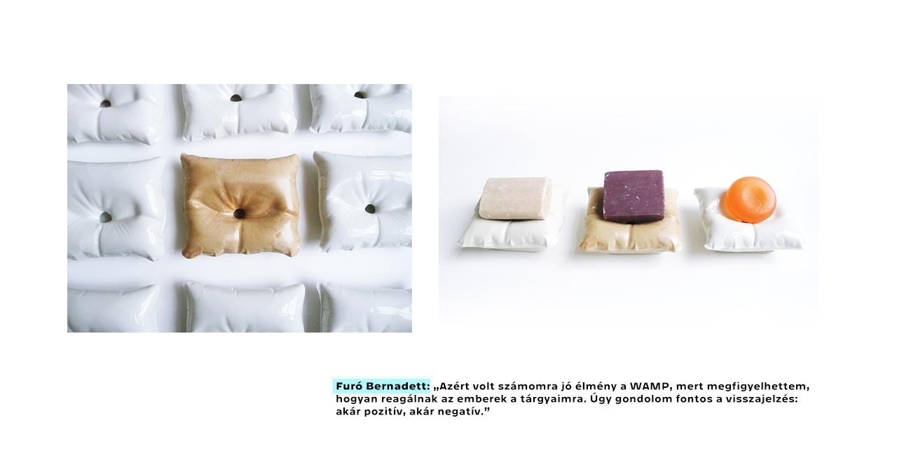 Fúró Bernadett (BA3) | Szappantartó |MOME Design | WAMP | 2016 | © Moholy-Nagy Művészeti Egyetem