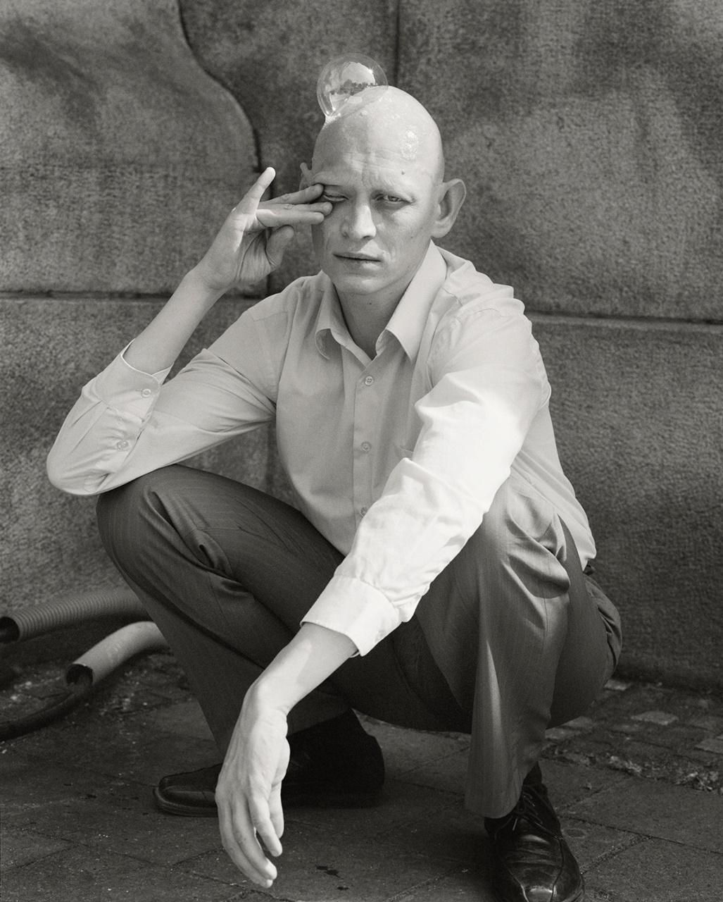 Perlaki Márton | Bird, Bald, Book, Bubble, Bucket, Brick, Potato | Robert Capa Kortárs Fotográfiai Központ | 2016