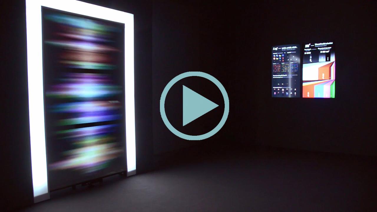 SzínTükör videó | Színekre hangolva kiállítás | Iparművészeti Múzeum | 2016