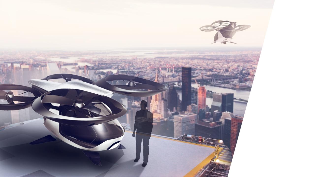 Kovács Róbert | Innovatív repülő jármű | Design Intézet | Diploma 2016 | © Moholy-Nagy Művészeti Egyetem