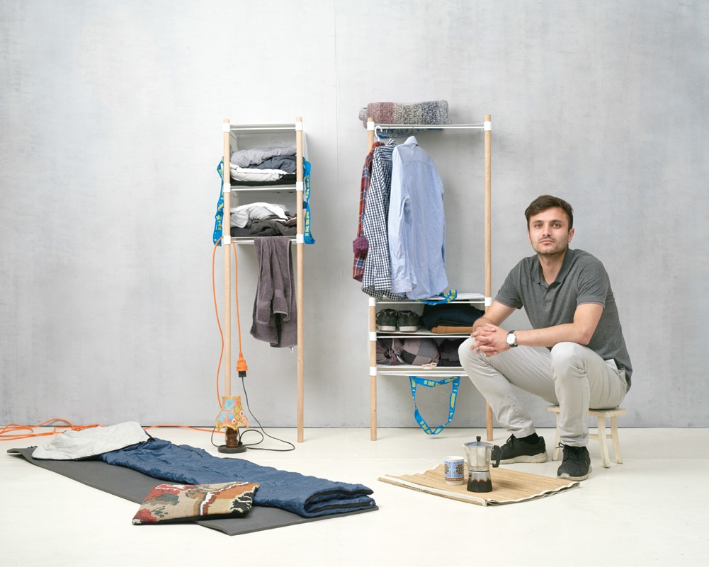 Koczka Kristóf   Out of the bag   Design Intézet   Diploma 2016   © Moholy-Nagy Művészeti Egyetem