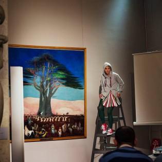 Fiatal jelmeztervezők a Nemzeti Galériában – Textúra 2016