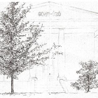 Így is lehet búcsúzni Zugligettől – Hovári Nikolett grafikái
