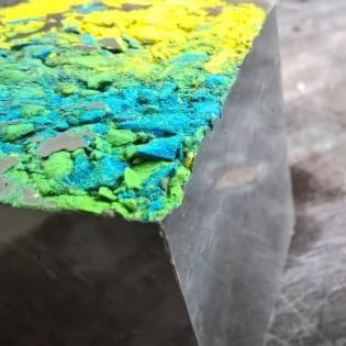 Fiatal magyar tárgyalkotó betonkockáit is beválogatták a müncheni Talente-re