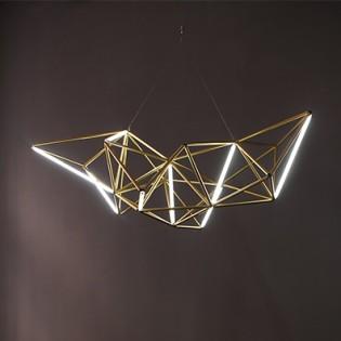 Világító hegyvonulatok – PEAK lámpakollekció