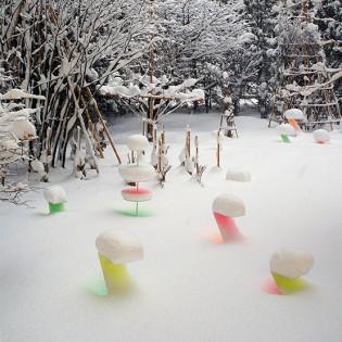 Hópaletta 9: jégkására hajazó téli tájkép-kavalkád
