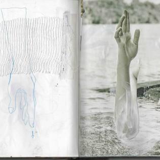 Pages: Lapok Koleszár Stella sketchbookjából