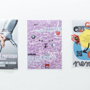 Designelmélet a falon – Plakátkiállítás