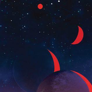 Űrutazás a Pinteresten