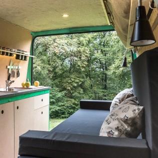 Mobile home – egyszerű furgonból többfunkciós lakóautó