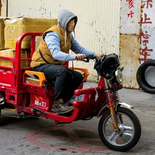 Hogyan készült a kínai piac?