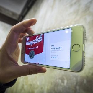 Virtuális technikával mutatkozott be az új hazai aukciósház