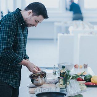 """""""Nem titkolt célom, hogy a diákokkal kicsit megmozgassuk az itthoni catering világot"""" – Interjú"""