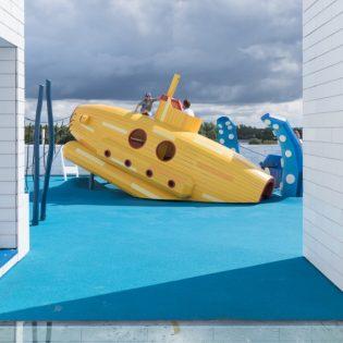 Elkészült a billundi LEGO ház!
