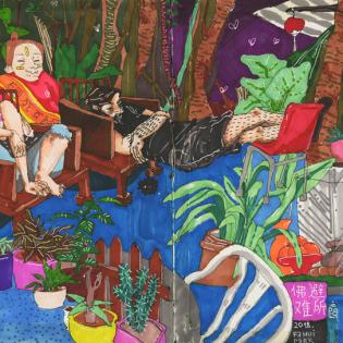 Beyond Culture Shock – The Hong Kong Diaries of Bianka Parázs