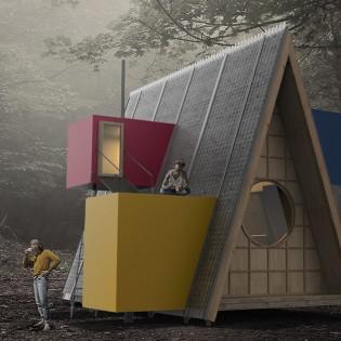 Kabinláz – Végre kis házakat is épít a Hello Wood