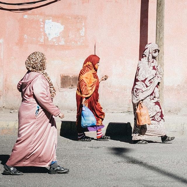 """""""Szeretem az utazás extázisát"""" – Gergely Eszter marokkói fotósorozata"""