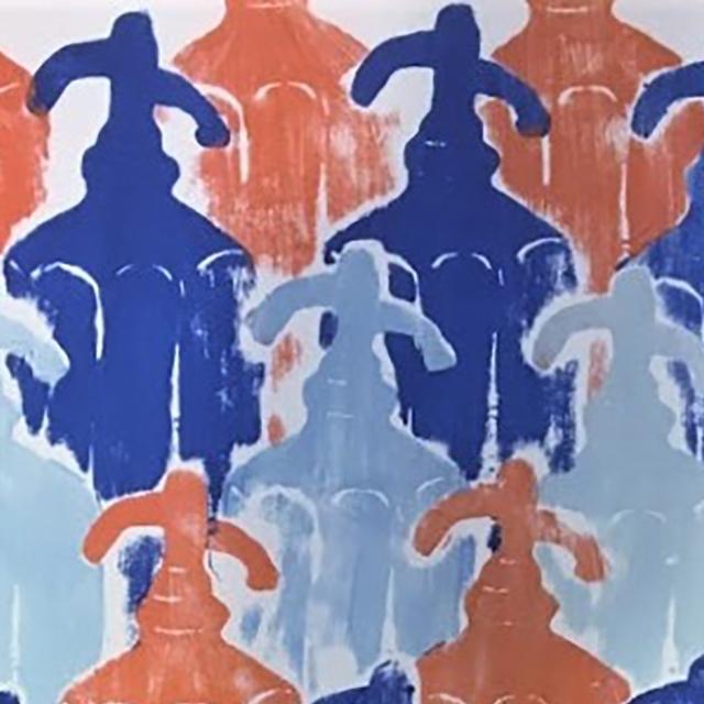 Rend a lelke mindennek – Ujváry Berta textilnyomó sketchbookja