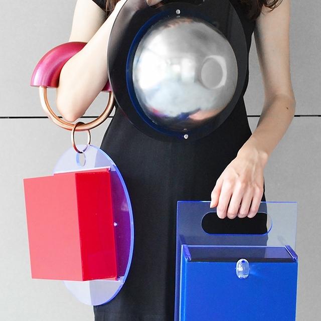 Project Bauhaus – Kovács Réka rendhagyó táskakollekciója