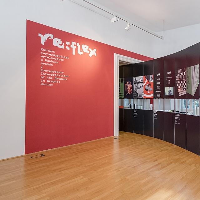 Bauhaus, Kassák, Moholy – Megnyílt a re : flex kiállítás