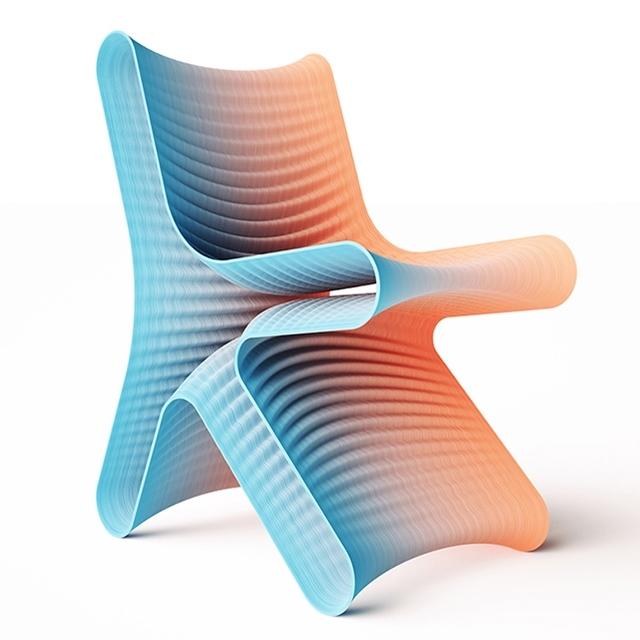Új világot nyomtatni – Ollé Gellért innovatív ülőbútorai